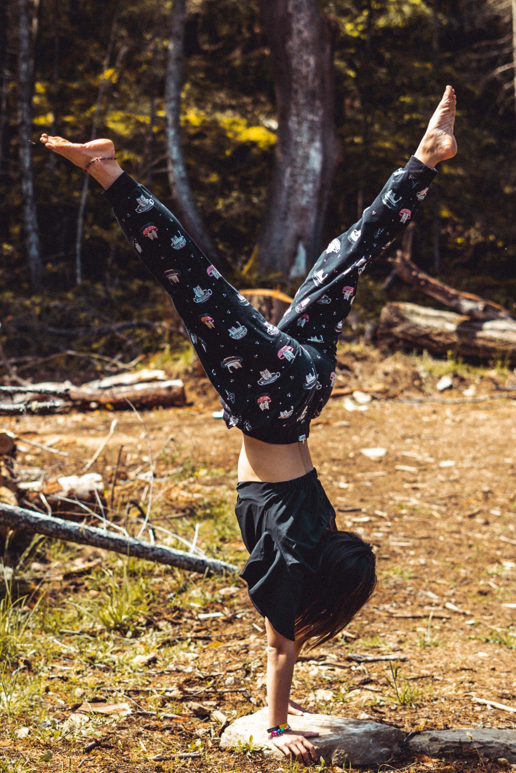 15.4.1 Handstand