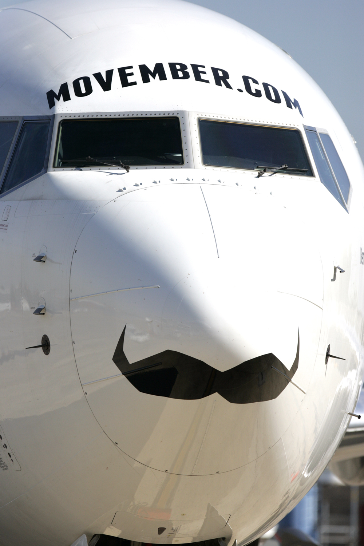 18.5.5 Movember Airplane