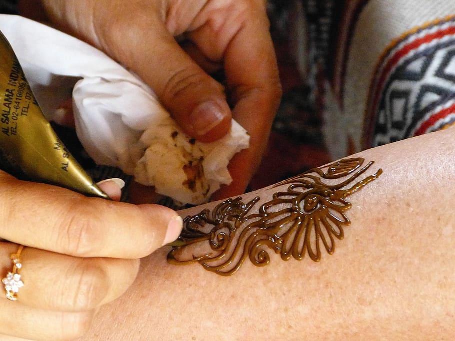 10.8 Henna Application